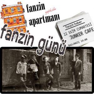 Fanzin Günü – 22 Ekim – Junker Cafe