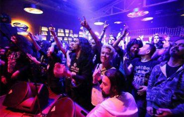 İzmir Attack3 konseri