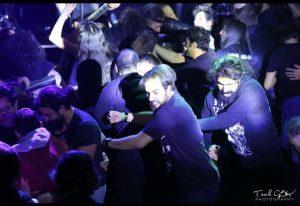 İzmir Attack konseri seyirci-2
