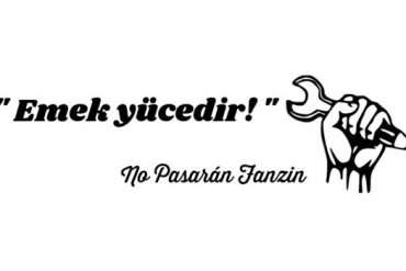 No Pasaran Fanzin - Fanzin Apartmanı