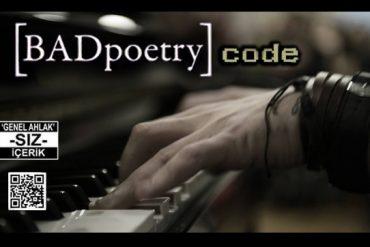 Badpoetry code izmir