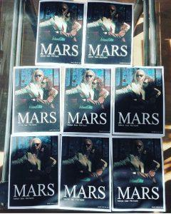 mars fanzin 3. sayı