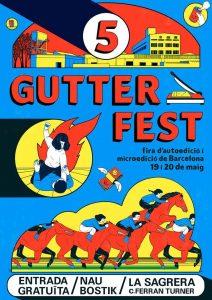 gutter fest barselona fanzin festivali 2017