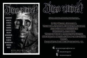 alien planet metal fanzin