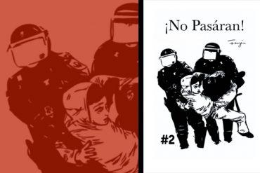 KRİTİK: No Pasaran #2 (PDFli)