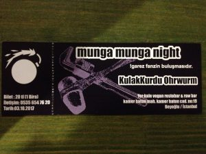 munga munga night