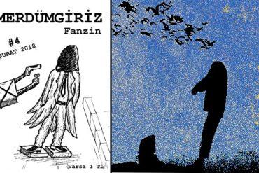 KRİTİK: Merdümgiriz Fanzin 4. Sayı (PDFli)