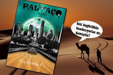 KRİTİK: Palyaço Fanzin 19 / Yol Kenarı Üzerine