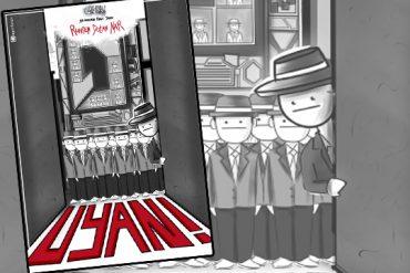 FANKİT: UYAN! / Yeni Dünyada Distopik Bir Öykü (PDFli)