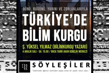 Türkiye'de Bilimkurgu / Yüksel Yılmaz Söyleşisi