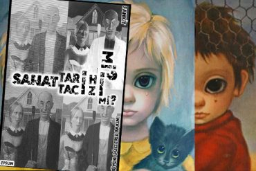 FANKİT: Sanat Tarihi Mi? Sanat Tacizi Mi? (PDFli)
