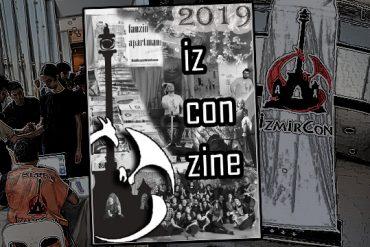 İZCONZİNE 2019 Çıktı! (PDFli)