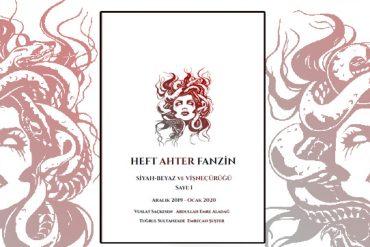 Heft Ahter Fanzin Sayı: 1 – Renklerden Hayat Bulan Fanzin (PDFli)