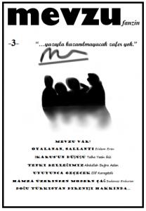 """""""Mevzu Fanzin"""" 3. Sayı İnceleme PDF'li"""
