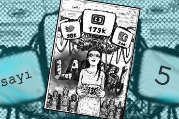 Lagari Bilimkurgu Fanzin'den Yeni Sayı; Özgürlüğe İnananlara! (PDFli)