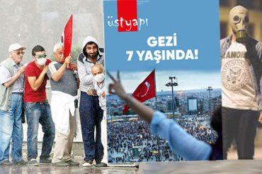 Gezi 7 Yaşında: Üstyapı Fanzin 7. Sayısı (PDFli)