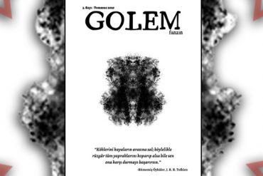 Golem Fanzin 3. Sayısı Üzerine