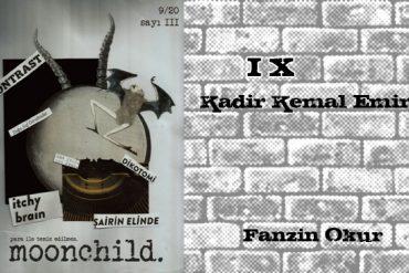 IX-Moonchild Fanzin Sayı 3 (PDFli)