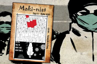 Akdeniz'in Kızıl Çocukları: Maki-nist Fanzin Sayı 6 (PDFli)