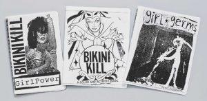 bikini kill fanzine