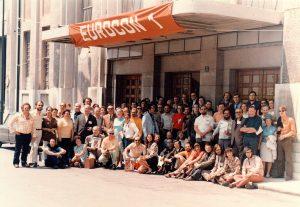 Türkiyw'nin ilk fanzini Eurocon'a gittiğinde 1972